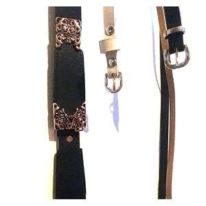 ✳❇✴Plus sized belts! Never worn!✴❇✳